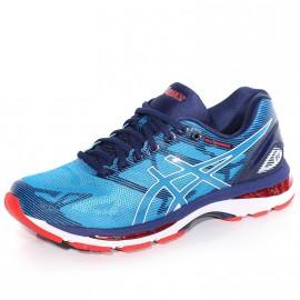 Chaussures Gel Nimbus 19 Bleu Running Homme Asics