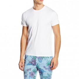 Tee-shirt Blanc Homme Pépé Jeans