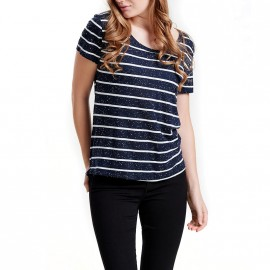 Tee-shirt Coast Marine Femme Jacqueline de Yong