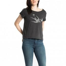 Tee-shirt Marina Gris Femme Levi's