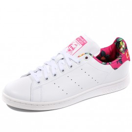 Chaussures Stan Smith Blanc Femme Adidas