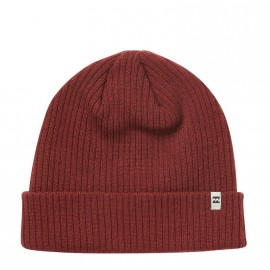 Bonnet Arcade Rouge Homme Billabong