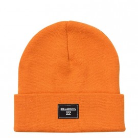 Bonnet Disaster Orange Homme Billabong