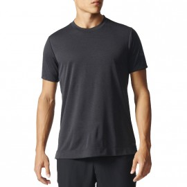 Tee-shirt Freelift Entrainement Gris Homme Adidas