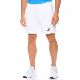 Short Athlete Tennis Blanc Homme Asics