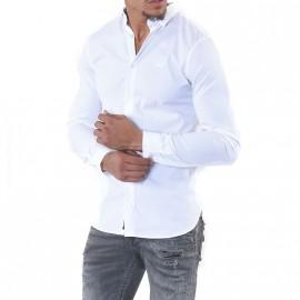Chemise Duly Blanc Homme Kaporal