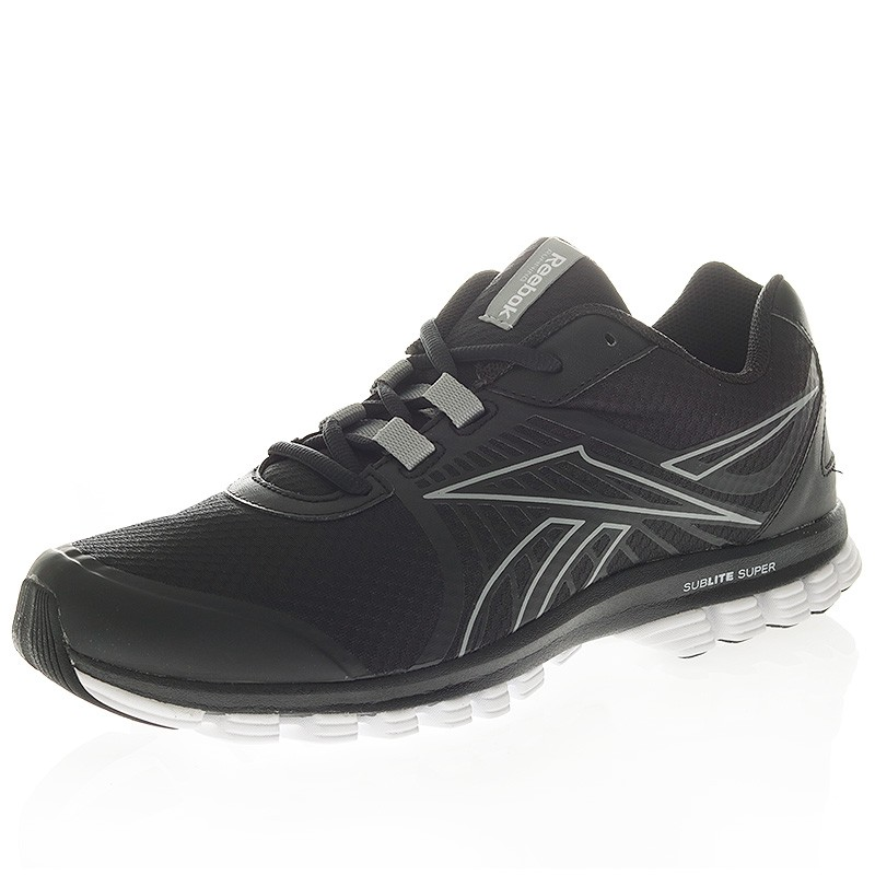 Reebok Sublite 0UnrAF0 Running Speed Super Chaussures Homme Duo Noir MUVpSzqG