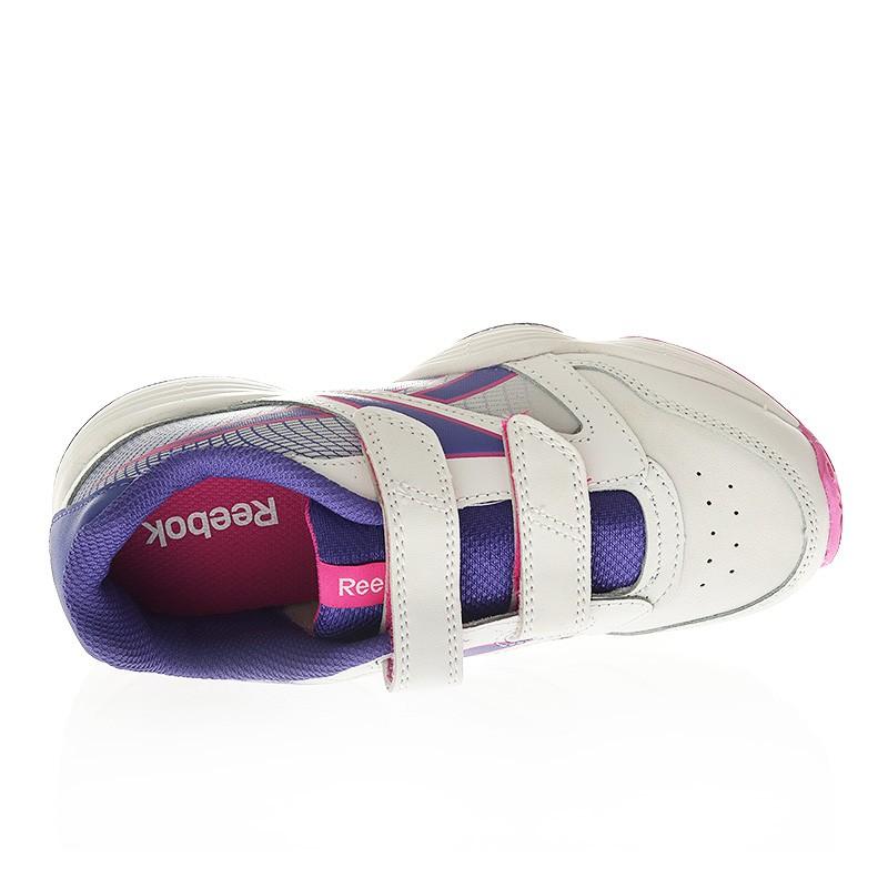 Chaussures Play Range KC Blanc Tennis Fille Reebok