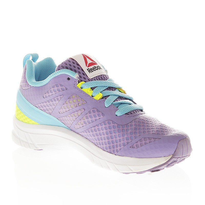 4c9be0b248169 Chaussures Soquick Violet Running Fille Reebok