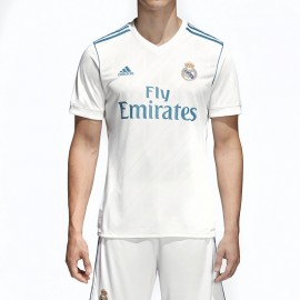 Maillot Real Madrid Blanc Football Homme Adidas