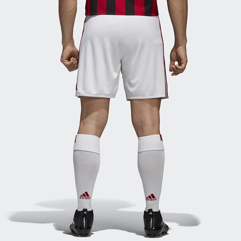 Short Milan AC Football Blanc Homme Adidas