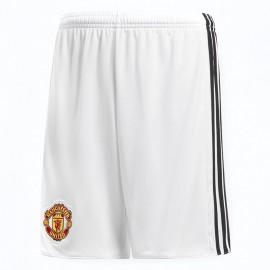 Short Manchester United Football Blanc  Garçon Adidas