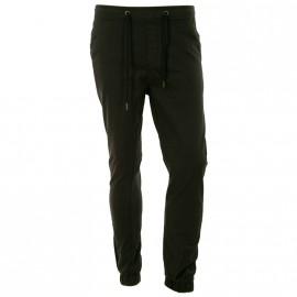 Pantalon Chino Noir Homme Crossby