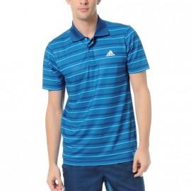 Polo TS STRP Bleu Homme Adidas
