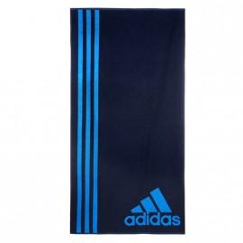 Serviette Towel Bleu Adidas