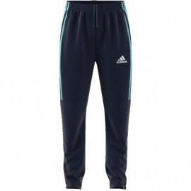 Pantalon YB TIRO Bleu Fille Garçon Adidas