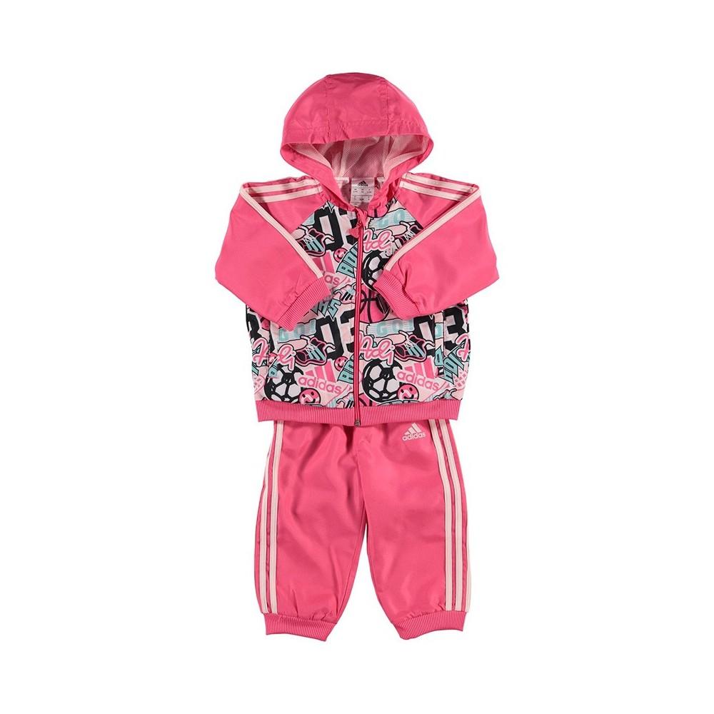 Survêtement Fille Rose Adidas Rose | eBay