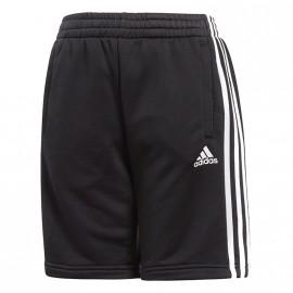 Short YB 3S KN Bleu Garçon Adidas