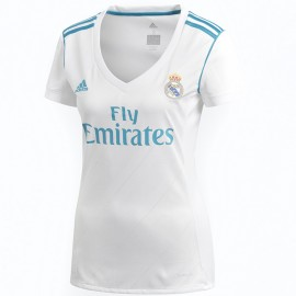 Maillot Real Madrid Blanc Football Femme Adidas