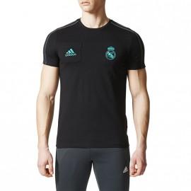 Tee-shirt Real Madrid Football Noir  Homme Adidas