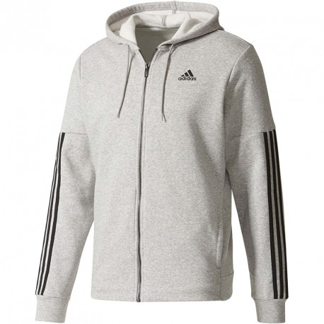 sweat homme adidas gris