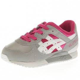 Chaussures Gel Lyte III TS Gris Rose Bébé Fille Asics