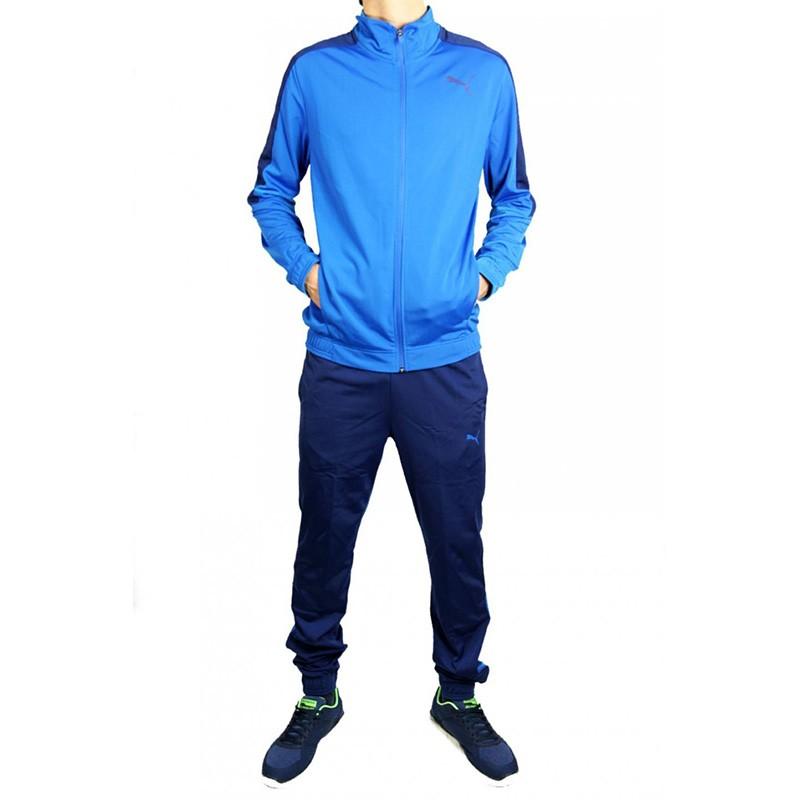 buy online good out x united states Survêtement Bleu Homme Puma