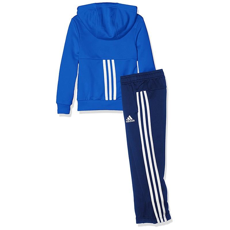 e77b23fde8d Survêtement Fille Bleu Adidas