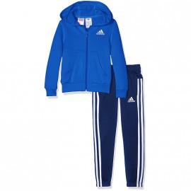 Survêtement Fille Bleu Adidas