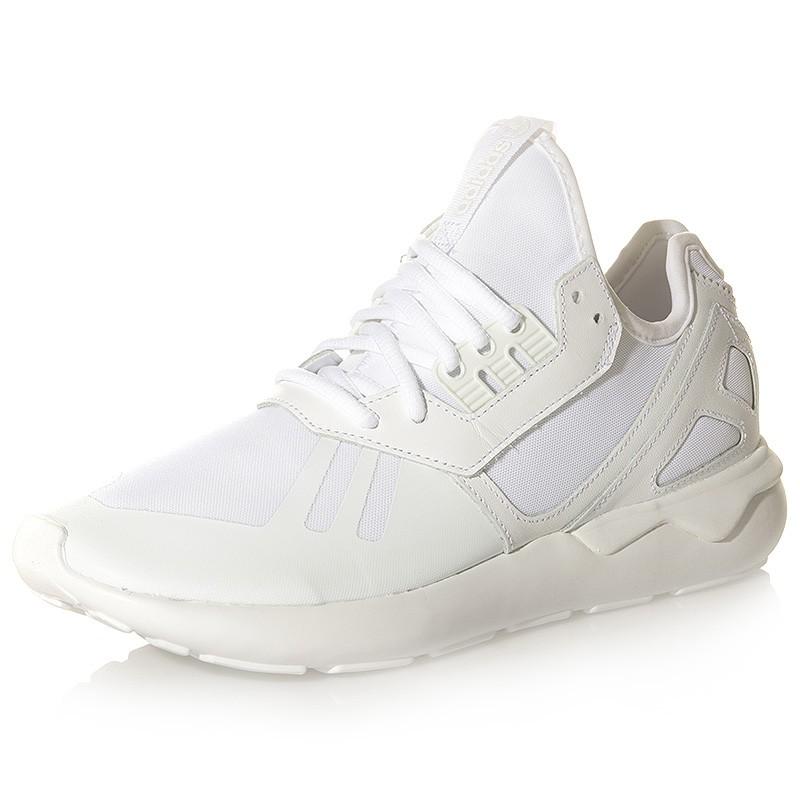 adidas tubular runner blanc