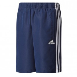 Short Woven Marine Garçon Adidas