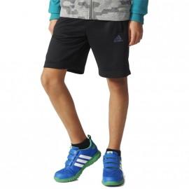 Short Noir Garçon Adidas