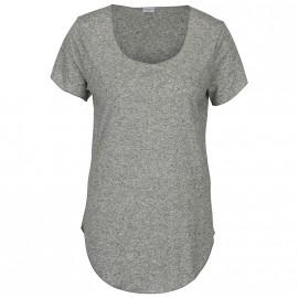 Tee-shirt Linette Gris Femme Jacqueline de Yong