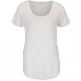 Tee-shirt Linette Ecru Femme Jacqueline de Yong