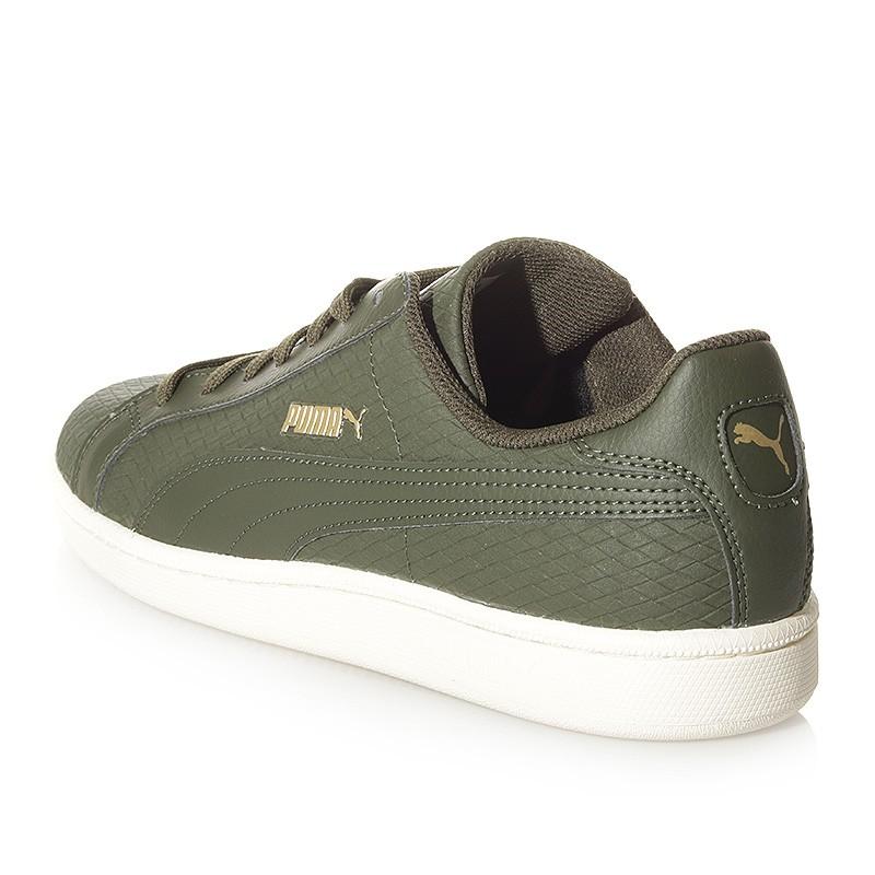 chaussure femme puma kaki
