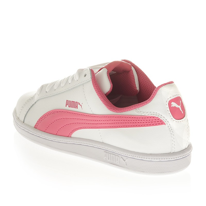 chaussures femme puma rose