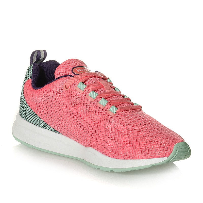 Chaussures Techracer Mesh Rose Femme Le Coq Sportif