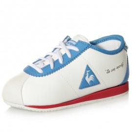 Chaussures Wendon Inf S Lea Blanc Bébé Garçon Le Coq Sportif