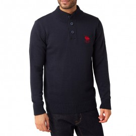 Pull Marine Homme Frank Ferry