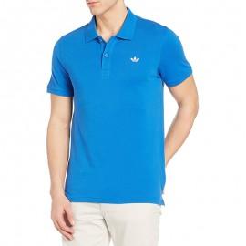 Polo Homme Bleu Adidas
