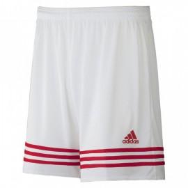 Short Entrada Football Blanc Homme Adidas