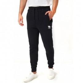 Pantalon Sweat Noir Homme Frank Ferry