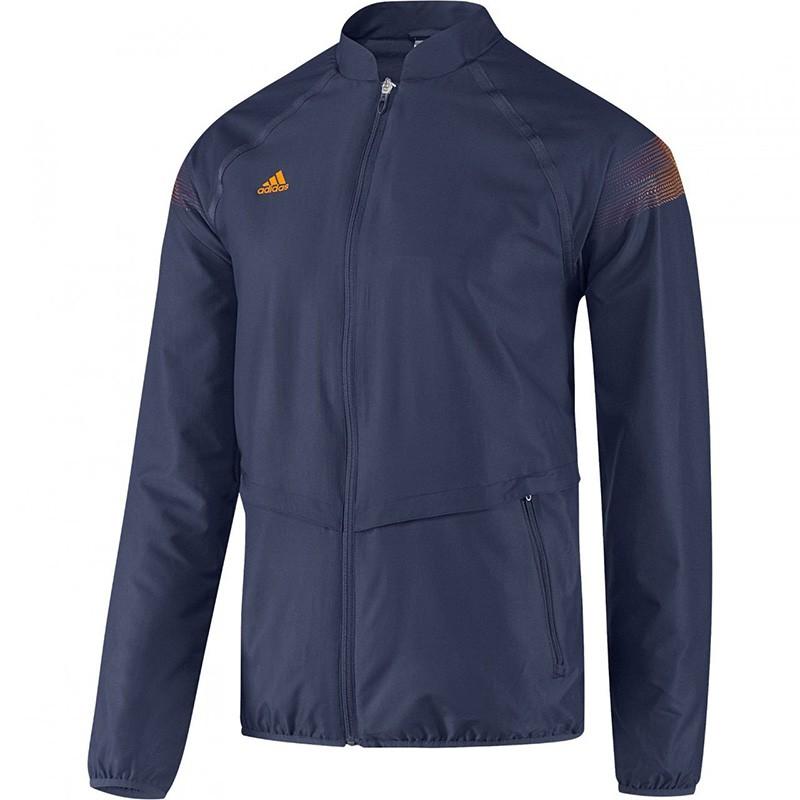 Veste Woven Football Marine Homme Adidas