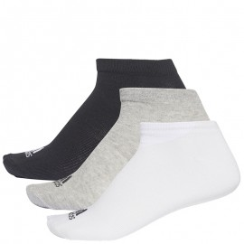 Chaussettes Inviisibles Sport Blanc Homme Femme Adidas