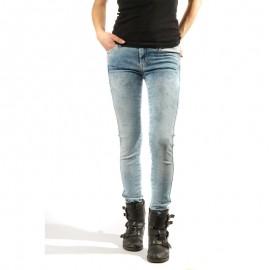 Jean Skinny Aero Bleu Femme Pepe Jeans
