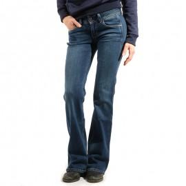 Jean Flare Westbourne Bleu Femme Pepe Jeans