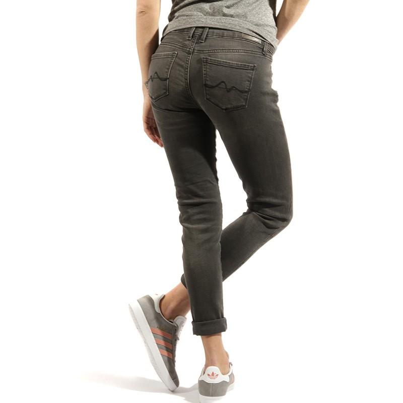 Slim Pépé Femme Noir Jean Jeans Soho H9DY2EWI
