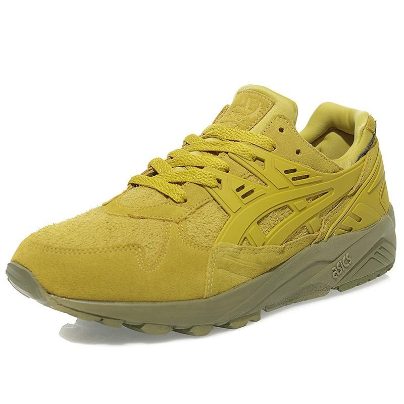 asics jaune