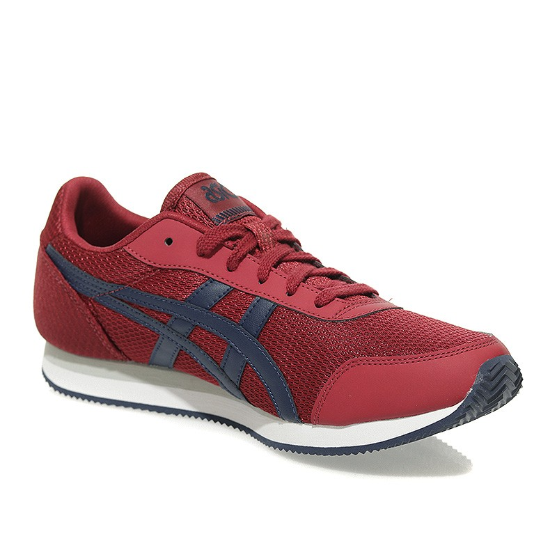 Curréo Homme Chaussures Asics Rouge Ii EHeDbW2Y9I
