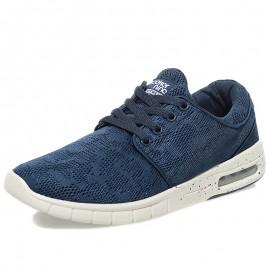 Chaussures Manhattan Bleu Homme Treeker Nine